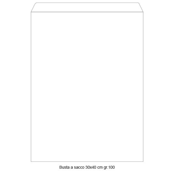 Buste personalizzate con e senza finestra fides grafica - Buste 11x23 senza finestra ...