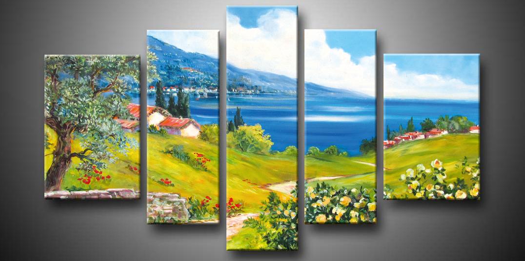 Tele canvas sembra un quadro vero fides grafica verona for Tele quadri